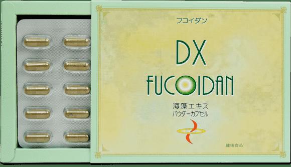seafucoidan dx capsules