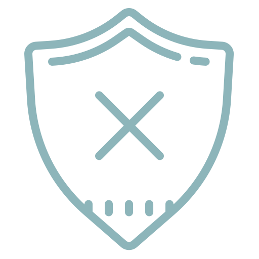 icons8 delete shield 512