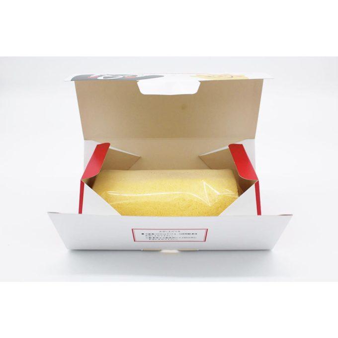 JA 熊本 八女 くまモン ケーキ ジャージー 牛乳 あまおう イチゴ 5