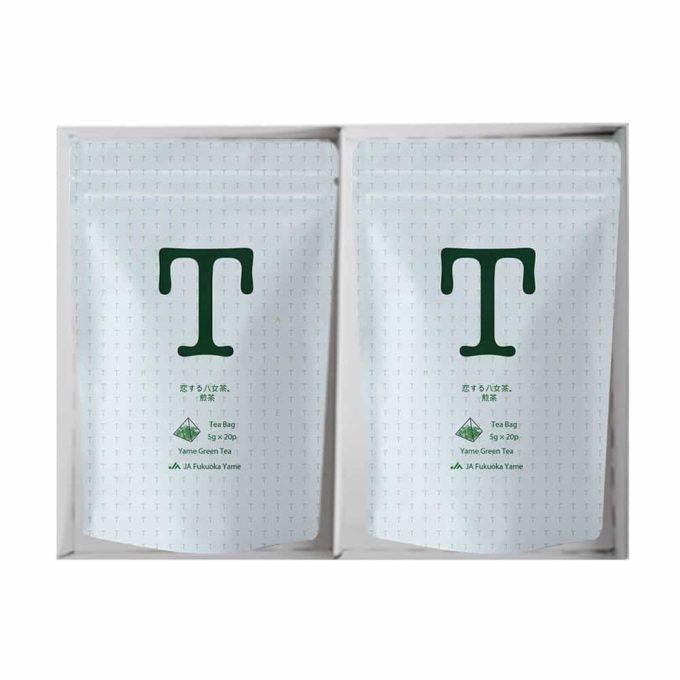 お茶 ティーバッグ 一番茶 煎茶 玉露 ギフト お中元 夏 おすすめ アイス 6